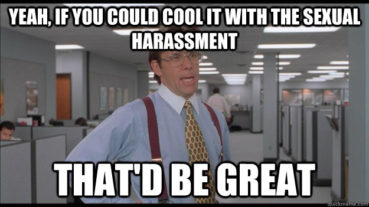 Spotlight on Sexual Harassment in Hollywood…(Rose McGowan you are my hero)